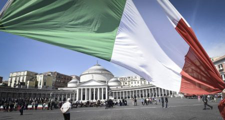 Festa della Repubblica a Napoli