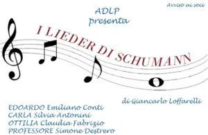 'I Lieder di Schumann'
