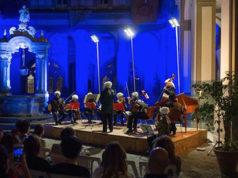 'Le note del chiostro' San Lorenzo Maggiore ph Giancarlo De Luca