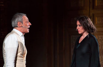 Riccardo De Luca e Annalisa Renzulli in 'Eleonora Pimentel Fonseca. Con civica espansione di cuore'