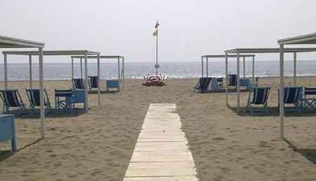 Spiaggia Versilia