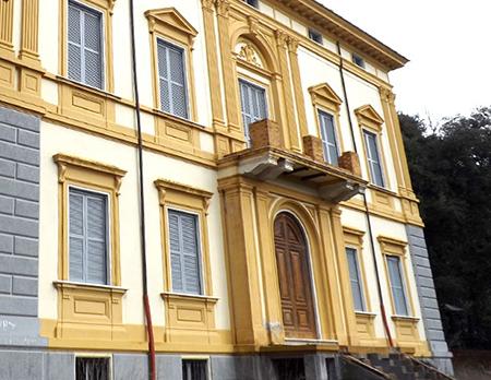 Villa Fabbricotti Carrara
