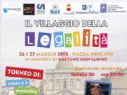 Il villaggio della legalità