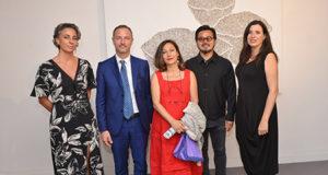 Francesca Silvestri, Pasquale Ciacciarelli, Maria Giovanna Musso, Peter Kim, Alice D'Amelia, photo Giacomo Nicita