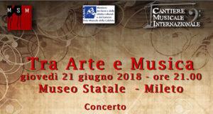 'Tra Arte e Musica'