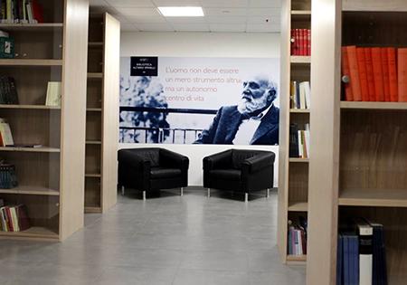Biblioteca della Giunta Regionale del Lazio