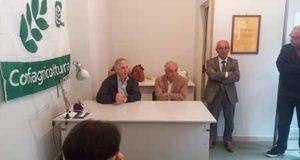 Inaugurazione Confagricoltura Anagni (FR)