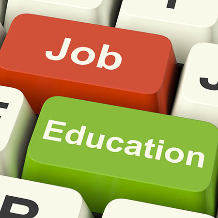 Job and education