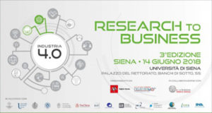 Research to Business Siena 2018