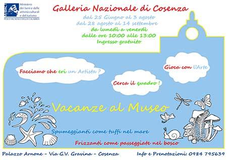 'Vacanze al Museo'