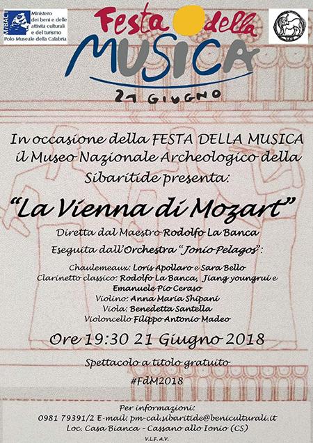 'La Vienna di Mozart'