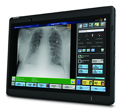 DRX Transportable Tablet hires