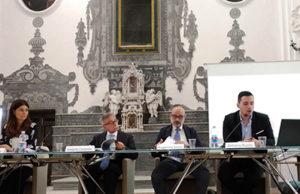 Giada Rainone, Umberto Costantini, Eugenio Iorio ed Antonio Ruoto