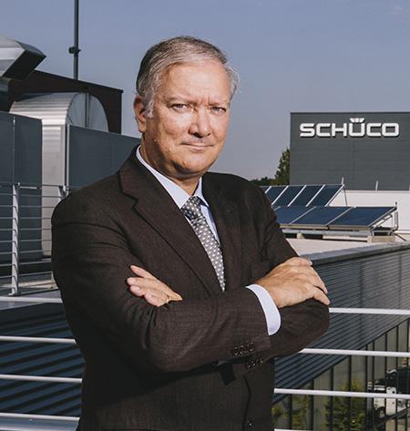 Roberto Brovazzo - direttore generale Schueco Italia