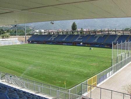 Stadio Scopigno Rieti ph Enrico Meloccaro