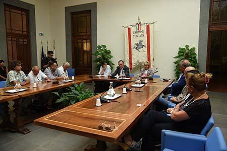 Accordo Regione Toscana-sindacati