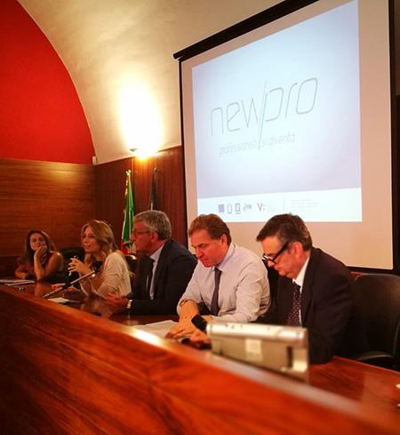 Conferenza New Pro Caserta