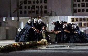 'Eracle' ph. Teatro Stabile Napoli