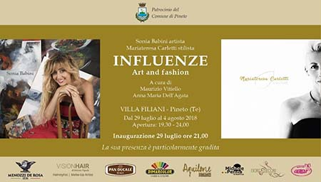 'Influenze - Art and Fashion'
