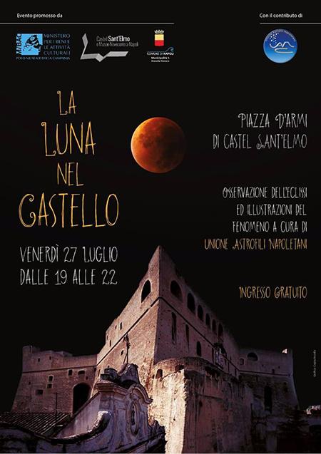 'La luna nel Castello'