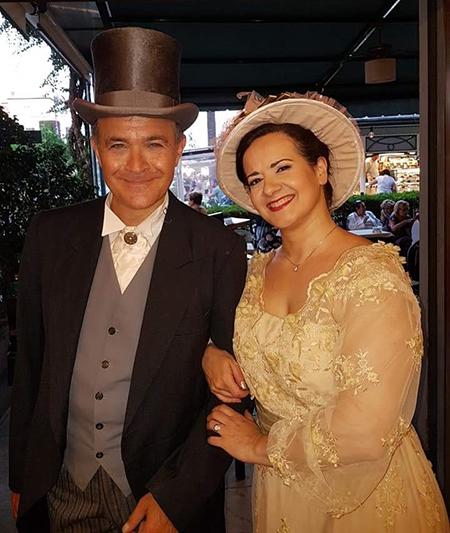 Luca Lupoli e Olga De Maio