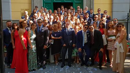 Matrimonio Alessandro Femiano e Germana Esposito