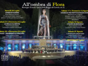 'All'ombra di Floria', rassegna teatrale ad Aperia Reggia di Caserta