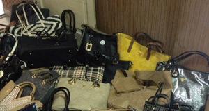 Sequestro prodotti contraffatti