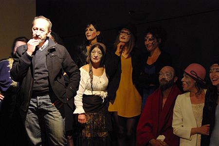 AvaNposto Numero Zero Salvatore Cantalupo 'Memini' Mutamenti Teatro