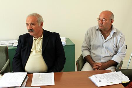Giovanni Villani e Michele Faiella