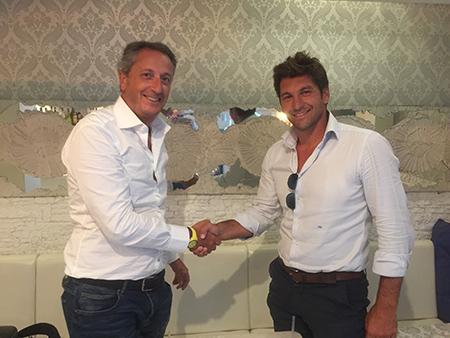 Giuseppe Esposito e Fabrizio Buonocore