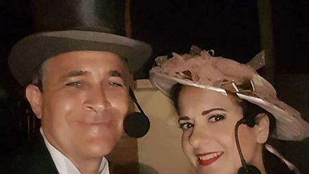 Luca Lupoli e Olga Di Maio