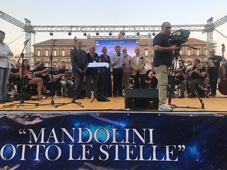 'Mandolini sotto le stelle 2018'