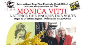 'Monica Vitti - L'attrice che nacque due volte'