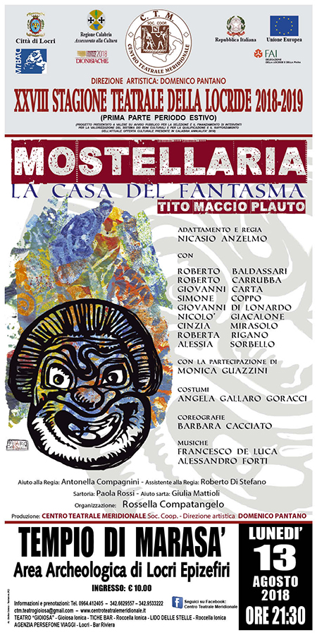 'Mostellaria'