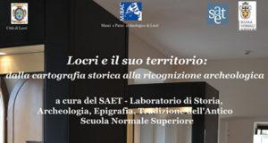 'Locri e il suo territorio: dalla cartografia storica alla ricognizione archeologica'