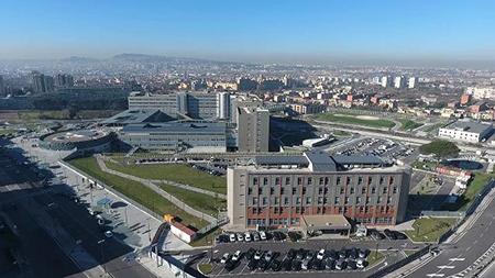 Ospedale del Mare, Napoli