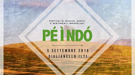 Pé Ì Ndó: Festival di musica, radici e sentimenti impopolari