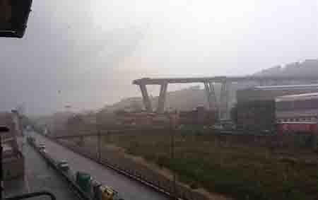 ponte Morandi Genova