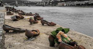 Le Scarpe sulla riva del Danubio a Budapest