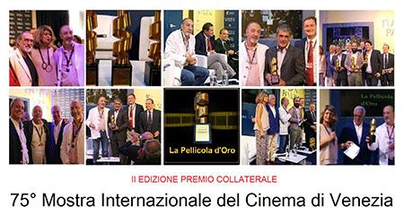 75 Mostra Internazionale d'Arte Cinematografica La Biennale di Venezia