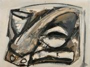 Antonio Saura - Retrato 1961