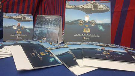 Calendario Marina Militare 2019.Presentati Libro Geopolitica Del Mare E Calendario Marina