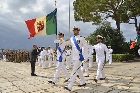 Cerimonia commemorativa caduti in mar