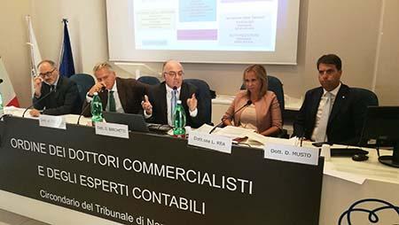 Forum 'Terra dei fuochi: risanamento eco-ambientale e opportunità di sviluppo produttivo per imprese e lavoratori'
