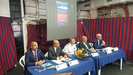 'Geopolitica del mare' - Marina Militare