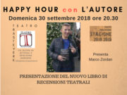 Happy hour con l'autore
