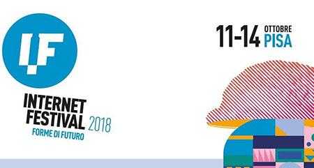 Internet Festival Pisa 2018