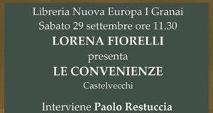 'Le convenienze' di Lorena Fiorelli