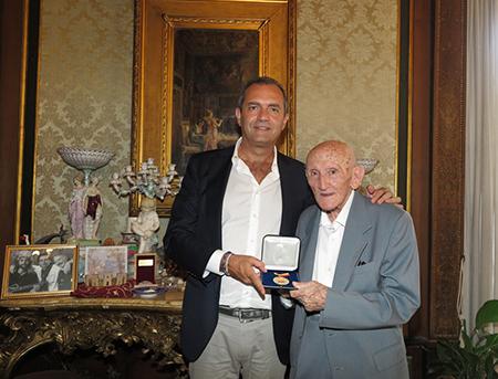 Luigi de Magistris e Gennaro Di Paola